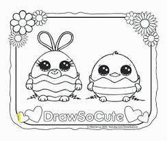 Coloring Pages Of Eggs Unique Draw So Cute Animal Coloring Pages