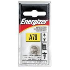 Energizer 1 5 Volt A76 Photo Electronic Battery