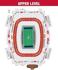 Reliant Stadium Houston Tx Seating Chart Stadium Info Academy Sports Outdoors Texas Bowl