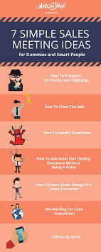 Sales Meeting Topic How To Make Sales Training Amazingly Effective