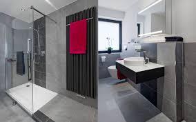 Bad Fliesen Grau Weiss Interessant Ideen Wohndesign In Badezimmer