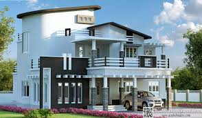 Small Picture Kerala House Plans Kerala Home Designs With Picture Of Luxury Home