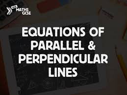 equations of parallel perpendicular lines complete lesson by tomotoole teaching resources tes