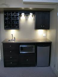 basement wet bar. Cozy Wet Bar Ideas For Basement And Man Cave: Small With Cabinet Wine Storage Also Glasses Racks Countertop R