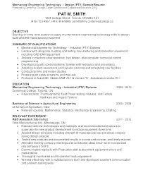 Engineering Resume Example Englishor Com