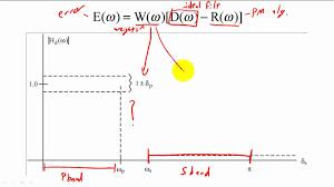 Frequency Sampling Method Fir Filter Design 27 Filter Design Using The Frequency Sampling Method