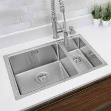 Modern Kitchen Sink Simple 304 Stainless Steel Sink <b>Multifunctional</b> ...