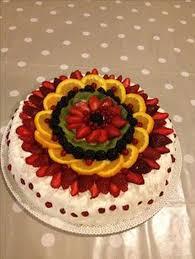 18 Decorating Fruit Cakes Ideas Fruit Birthday Cake Ideas Fruit