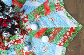 Quilted Tree Skirt Pattern