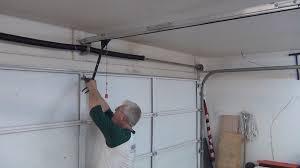 how to fix garage door cableGarage Doors  How To Fix Garage Door Opener Home Ideas Awesome