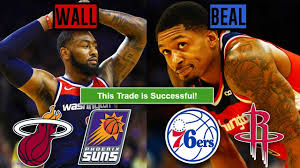 NBA Trade Machine #2: John Wall And ...