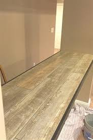 wood look tile countertop great concept remedygolf us with regard to decor 27