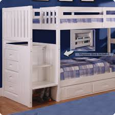 Bunk Beds Ranger Merlot Bunk Bed Discovery World Furniture