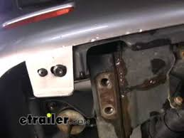 trailer hitch installation 2002 toyota land cruiser etrailer trailer hitch installation 2002 toyota land cruiser etrailer com