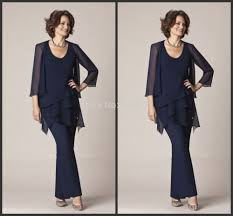 compare prices on lined dress pants online shopping buy low price shipping new arrival spring summer simple a line royal blue chiffon ankle length mother of