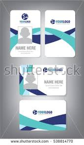 Id Vertical Design Card Download 2 Background »