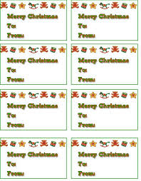 Christmas Gift Labels Templates Word Free Gift Tags Ready To Print For Christmas Tag Templates
