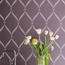Small Picture Best 25 Wall stencil patterns ideas on Pinterest Wall