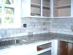 How To Grout Tile Backsplash Collection Awesome Decoration