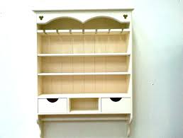 shelves for kitchen wall kitchen wall shelf hollow wooden wall shelf storage holders and kitchen wall