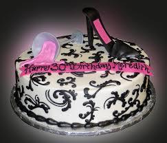 30th Birthday Cake Sweet Somethings Desserts