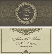 Editable Wedding Invitations Free Vector Download 3 713 Free