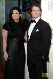 Henry Cavill & Girlfriend Gina Carano ...