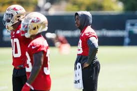 Atlanta Running Back Depth Chart 49ers Training Camp Preview Offensive Depth Chart
