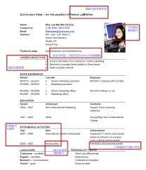 Cv Sample Ppt Resume Pdf Download