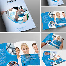 Medical Brochure Template Impressive 44 Well Designed Examples Of Medical Brochure Designs WebDesignerDrops