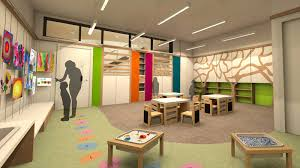 Kitchen Design Best Interior School Modern Kids Classroom