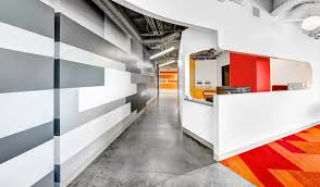 bright and modern with a cool look and feel bright modern office space