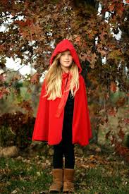 10 pretty little red riding hood costume ideas