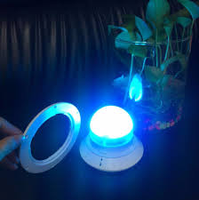Under Table Lighting Portable Plastic Waterproof Ip67 Flower Pot Decoration Under Table Light Buy Plastic Light Flower Pot Light Decoration Pot Light Product On
