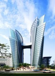 architecture buildings. Very Luxury Architecture Building In Meydan City - Dubai Buildings