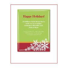 christmas iivitation phrases to reflect
