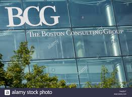 Boston Consulting Group A Logo Sign Outside Of An Office Building Occupied By The Boston