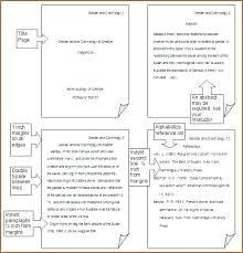 Proper Apa Format Example Essay Sample Narrative Style Writing