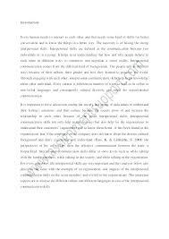Communication Essay Sample Communication Essay Example Dew Drops