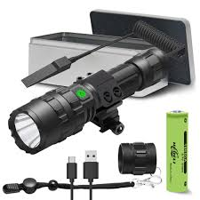 Most Powerful Led Torch Light Us 11 0 48 Off 60000 Lumens Most Powerful Tactical Flashlight Usb Torch Light Rechargeable Hunting Led Flashlight Cree Xml L2 Hand Lamp In Led