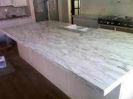 marble cost carrara countertop white per square foot vs granite