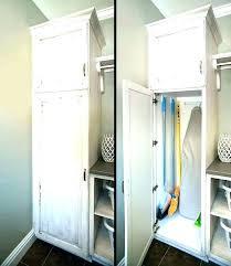 broom closet cabinet broom closet cabinet marvelous broom closet cabinet excellent cabinet storage
