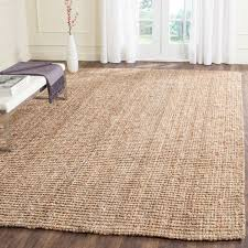 home design wonderful rugs 9x12 of safavieh hand woven natural fiber accents thick jute