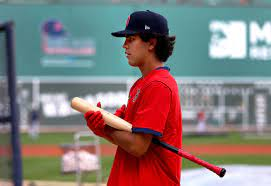 Watch Red Sox prospect Marcelo Mayer ...