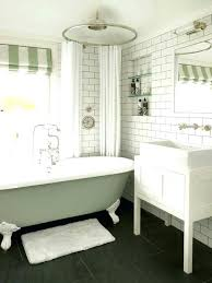 clawfoot tub in small bathroom tub small bathroom design luxury transitional bathroom tub small bathroom design clawfoot tub in small bathroom