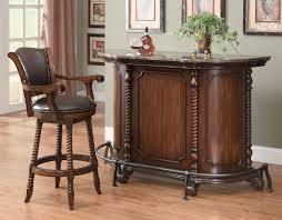 Coaster Fine Furniture Traditional Bar Unit with