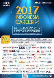 job fair career expo januari jadwal event job fair career expo januari 2017