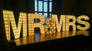 lighting letters. exellent lighting throughout lighting letters