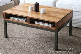 Pallet Coffe Table With White Wash Paint InstructionsPallet Coffee Table Plans