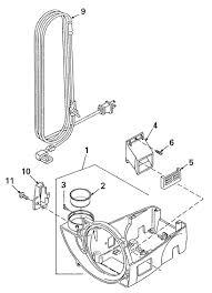kirby ultimate g repair parts diagrams partswarehouse p620a